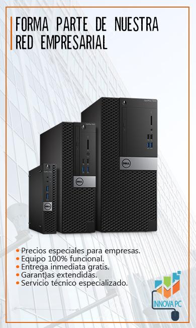 Forma parte de nuestra red empresarial innovaPC