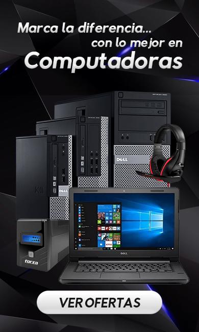 Marca la diferencia con lo mejor en computadoras