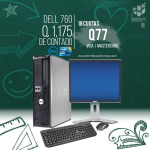 Dell 760 Core 2 Duo