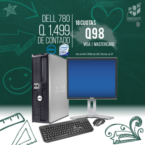 Dell 780 Core 2 Quad
