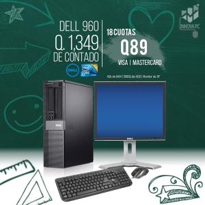 Dell 960 Core 2 Duo