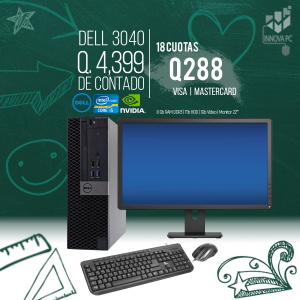 Dell Slim 3040 Core i5
