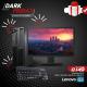 Combo Lenovo M90 Core i5 Desktop
